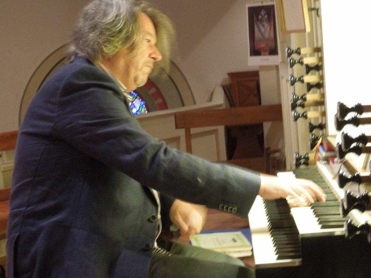 L'organiste de Saint-Jean