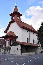 Eglise de Sullens