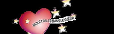 Des étoiles dans le cœur