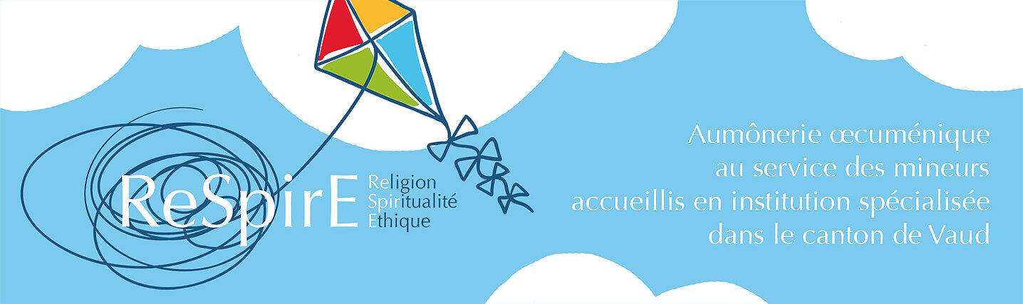Logo aumônerie ReSpirE