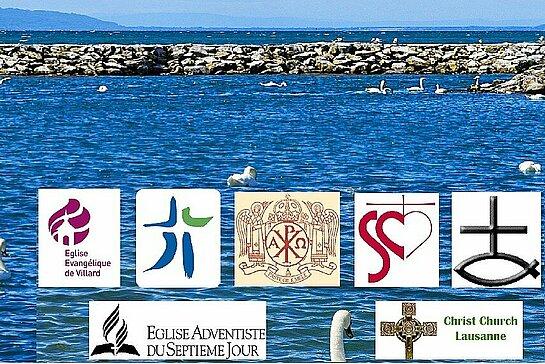 Célébration œcuménique au chemin des Pêcheurs 7 à Lausanne-Ouchy