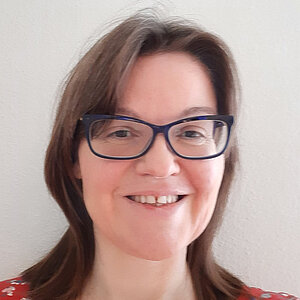 Portrait de la pasteure Anne-Christine Golay.