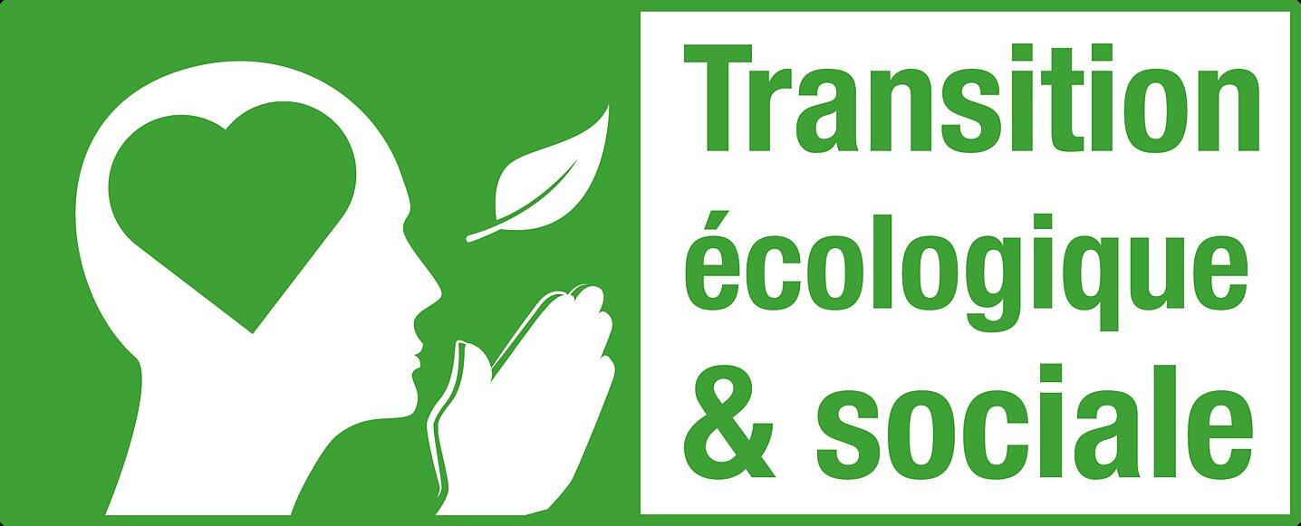 Logo de la transition écologique et sociale