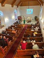 Eglise d'Ecublens