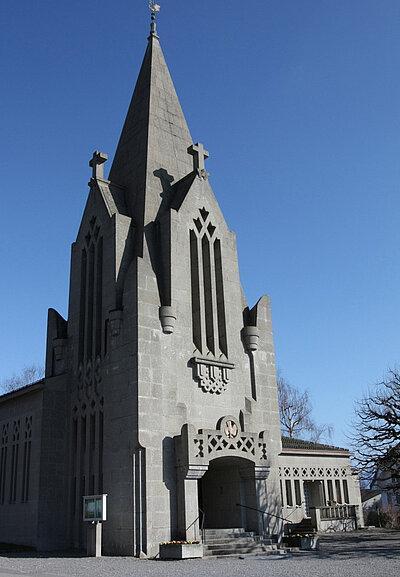 Eglise de la Rosiaz