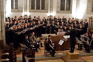 concert ensemble vocal de terre sainte temple de coppet