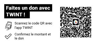 QR code TWINT