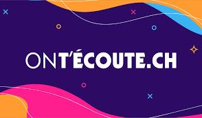 """Logo de la plateforme """"on t'écoute.ch"""""""